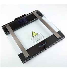 WeighMax BF440 Body Fat Bathroom Scale