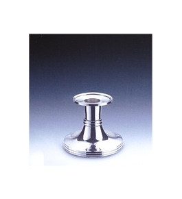 Blomus Silver Candle Holder
