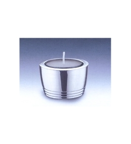 Blomus Silver Tea Light Holder