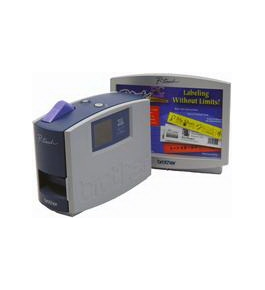 Brother P touch 1500 PC Label/Barcode Printer Premium Package