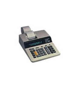 Canon MP25D 12 Digit Heavy Duty Printing Calculator