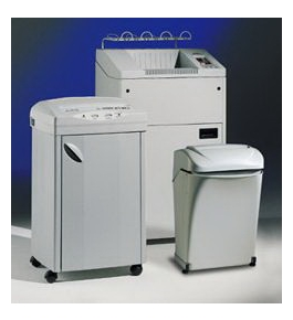 Kobra 260 HS-2 12pg High Security Shredder