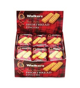 Office Snax OFXW116 Walkers Walker''s Shortbread Cookies