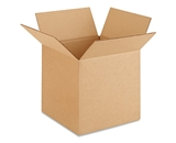 101010 Corrugated Boxes (10- x 10- x 10-)