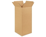 101024 Tall Corrugated Boxes (10- x 10- x 24-)