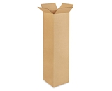 101038 Tall Corrugated Boxes (10- x 10- x 38-)