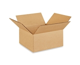 10105 Flat Corrugated Boxes (10- x 10- x 5-)
