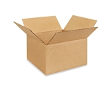 10106 Corrugated Boxes (10- x 10- x 6-)