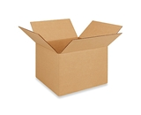 10107 Corrugated Boxes (10- x 10- x 7-)