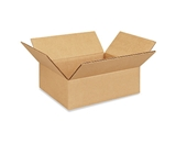 1083 Flat Corrugated Boxes (10- x 8- x 3-)