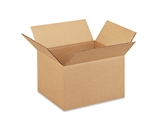 1086 Corrugated Boxes (10- x 8- x 6-)