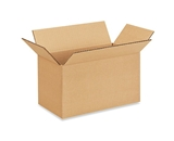 1166 Corrugated Boxes (11- x 6- x 6-)