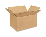1186 Corrugated Boxes (11- x 8- x 6-)