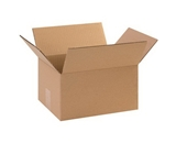 "1186R Corrugated Boxes (11 1/4"" x 8 3/4"" x 6"")"