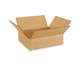 12103 Flat Corrugated Boxes (12- x 10- x 3-)