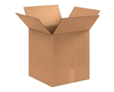 121213 Corrugated Boxes (12 3/4- x 12 3/4- x 13 1/2?)