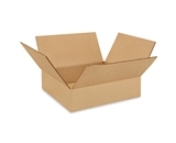 12123 Flat Corrugated Boxes (12- x 12- x 3-)