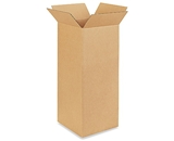 121230 Tall Corrugated Boxes (12- x 12- x 30-)