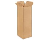 121236 Tall Corrugated Boxes (12- x 12- x 36-)