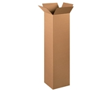 121248 Tall Corrugated Boxes (12- x 12- x 48-)