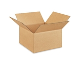 12127 Corrugated Boxes (12- x 12- x 7-)