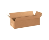 1244 Long Corrugated Boxes (12- x 4- x 4-)