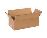 1264 Long Corrugated Boxes (12- x 6- x 4-)