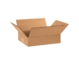 1284 Corrugated Boxes (12- x 8- x 4-)
