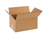 1286 Corrugated Boxes (12- x 8- x 6-)