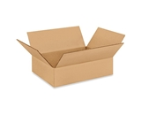 1293 Flat Corrugated Boxes (12- x 9- x 3-)