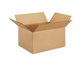 1296 Corrugated Boxes (12- x 9- x 6-)