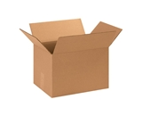 13109 Corrugated Boxes (13 3/4- x 10 1/4- x 9 1/8-)
