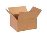 13109R Corrugated Boxes (13- x 10- x 9-)