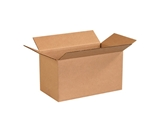 1377 Corrugated Boxes (13- x 7- x 7-)