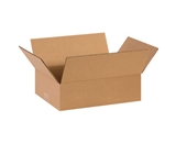 14104 Flat Corrugated Boxes (14- x 10- x 4-)