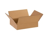 14113 Flat Corrugated Boxes (14- x 11- x 3-)