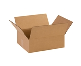 14114 Flat Corrugated Boxes (14- x 11- x 4 1/2?)