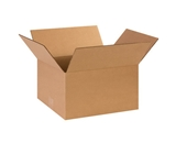 14128 Corrugated Boxes (14- x 12- x 8-)