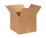 141412 Corrugated Boxes (14- x 14- x 12-)