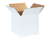 "141414W White Corrugated Boxes (14"" x 14"" x 14"")"