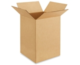 141420 Corrugated Boxes (14- x 14- x 20-)