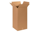 141430 Tall Corrugated Boxes (14- x 14- x 30-)