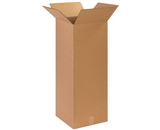 141436 Tall Corrugated Boxes (14- x 14- x 36-)