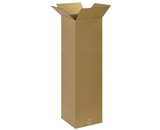 141448 Tall Corrugated Boxes (14- x 14- x 48-)