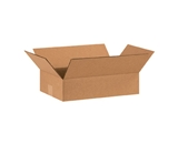 15104 Flat Corrugated Boxes (15- x 10- x 4-)