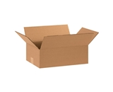 15105 Flat Corrugated Boxes (15- x 10- x 5-)