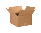 151510 Corrugated Boxes (15- x 15- x 10-)
