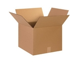 151512 Corrugated Boxes (15- x 15- x 12-)