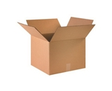 161612 Corrugated Boxes (16- x 16- x 12-)