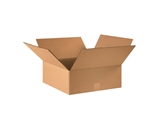 16166 Corrugated Boxes (16- x 16- x 6-)
